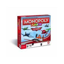 Spielwaren: Monopoly (Kinderspiel) Junior, Disney Planes