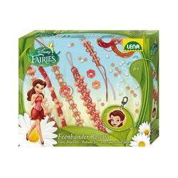 Spielwaren: Simm 42019 - Lena: Rosetta Freundschaftsbänder Disney, Knüpfset