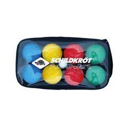 Spielwaren: Schildkröt - Fun Boccia Set, 4x2 Boule Kugeln, Durchmesser 7,25 cm