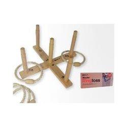 Spielwaren: BEX 519-040 - Ringwurfspiel Original, Kreuz aus Holz