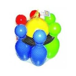 Spielwaren: Molteni 3206 - Kegelspiel 31 cm 6 Kegel