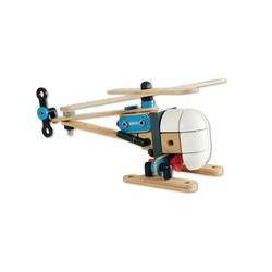 Spielwaren: BRIO 34561 - Builder Helikopter, Hubschrauber