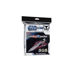 Spielwaren: Revell 06731 - Star Wars: Jedi Starfighter, Steckbausatz, easykit  von Revell Star Wars