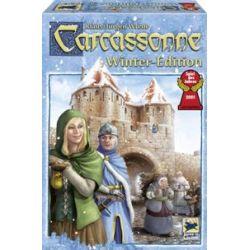 Spielwaren: Schmidt Spiele 48229 - Carcassonne: Winteredition