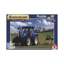 Spielwaren: Schmidt Spiele Puzzle - New Holland T8
