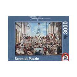 Spielwaren: Schmidt Spiele 59270 - Renato Casaro: So vergeht der Ruhm der Welt, Puzzle,