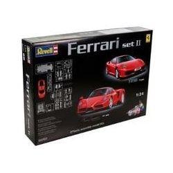 Spielwaren: Revell 05707 - Modellbausatz Geschenkset Ferrari 1:24  von Geschenkset Model Revell