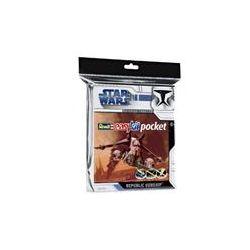 Spielwaren: Revell 06729 - Star Wars: Republic Gunship, Steckbausatz easykit  von Revell Star Wars