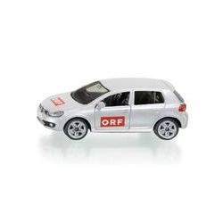 Spielwaren: SIKU 1437-038 - Austria: VW Golf 6 ORF