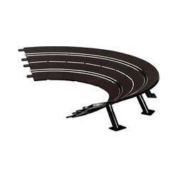 Spielwaren: Carrera - Exclusiv/Evolution: Steilkurven 1/ 30°, 6 Stück