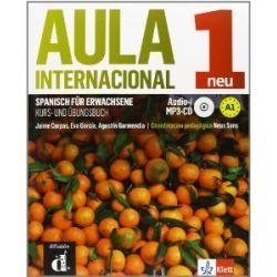 Aula internacional / Libro del alumno + Audio-CD: Nueva edición [Spanisch] [Gebundene Ausgabe]