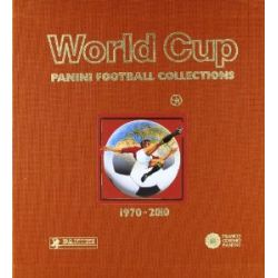 Panini World Cup Football Collections 1970-2010 [Illustriert] [Taschenbuch]