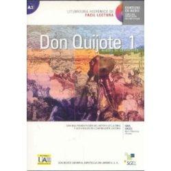 Don Quijote 1 (inkl. CD): Literatura hispánica de fácil lectura. Con una presentación del autor y de la obra y activi