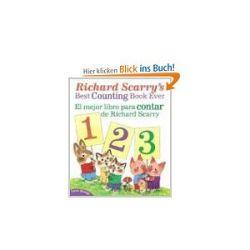 El Mejor Libro Para Contar de Richard Scarry/Richard Scarry's Best Counting Book Ever (Richard Scarry's Best Books Ever!) [Taschenbuch]