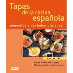 Tapas de La Cocina Espanola (Cocina fácil) [Spanisch] [Taschenbuch]