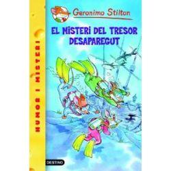El misteri del tresor desaparegut (GERONIMO STILTON. ELS GROCS) [Spanisch] [Broschiert]
