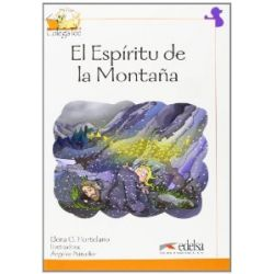 Coleccion Colega Lee: El Espiritu De LA Montana (Reader Level 4) [Spanisch] [Taschenbuch]