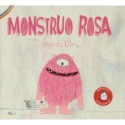 Monstruo Rosa [Spanisch] [Broschiert]