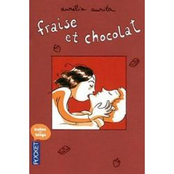 Fraise et chocolat : Tome 1 [Französisch] [Taschenbuch]