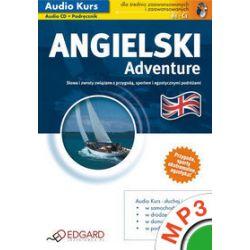 Angielski. Adventure - audiobook (MP3)