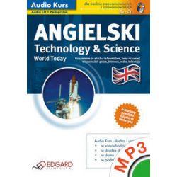 Angielski. Technology & Science - audiobook (MP3)
