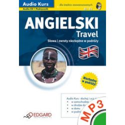 Angielski. Travel - audiobook (MP3)