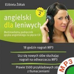Angielski dla leniwych cz.2 - Elżbieta Żółtak - audiobook (MP3)