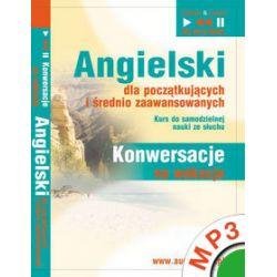 Angielski dla początkujących iśrednio zaawansowanych Konwersacje na wakacje - Dorota Guzik - audiobook (MP3)