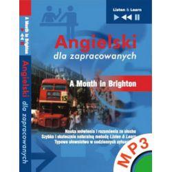 Angielski dla zapracowanych A Month in Brighton - Dorota Guzik - audiobook (MP3)
