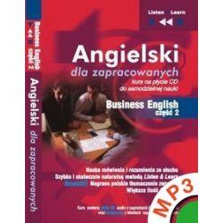 Angielski dla zapracowanych - Business English cz 2 - Joanna Bruska, Dorota Guzik - audiobook (MP3)