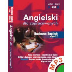 Angielski dla zapracowanych Business English część 2 - Dorota Guzik - audiobook (MP3)