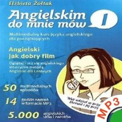 Angielskim do mnie mów - cz.1 - Elżbieta Żółtak - audiobook (MP3)