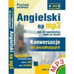 """Angielski namp3 """"Konwersacje dla początkujących"""" - Dorota Guzik - audiobook (MP3)"""