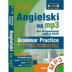Angielski na mp3 Grammar Practice - Dorota Guzik - audiobook (MP3)