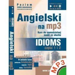 Angielski na mp3 - Idioms część 1 i 2 - Dorota Guzik - audiobook (MP3)