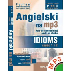Angielski namp3 Idioms część 1 i2 - Dorota Guzik - audiobook (MP3)