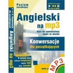 Angielski na mp3 - Konwersacje dla początkujących - Dorota Guzik - audiobook (MP3)