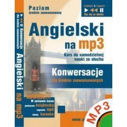 Angielski na mp3 - Konwersacje dla średniozaawansowanych - Dorota Guzik - audiobook (MP3)