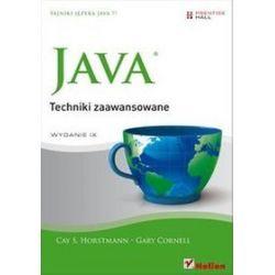 Java. Techniki zaawansowane - Gary Cornell, Cay S. Horstmann