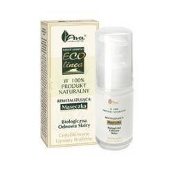 AVA Rewitalizująca maseczka - samowchłaniająca się Certyfikowany Kosmetyk Naturalny