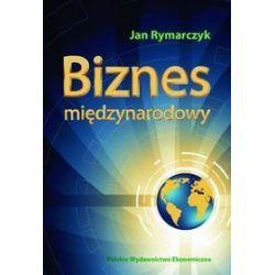 Biznes międzynarodowy - Jan Rymarczyk