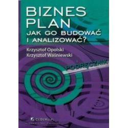 Biznes plan Jak go budować i analizować? - Krzysztof Opolski, Krzysztof Waśniewski