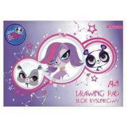 Starpak - Littlest Pet Shop - Blok rysunkowy A4