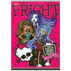 Zeszyt Monster High w kratkę 32 strony A5