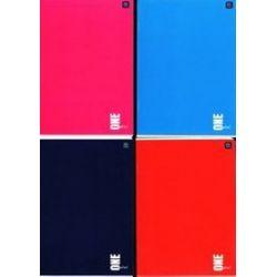 Zeszyt A5/32 kartki w kratkę - One Color