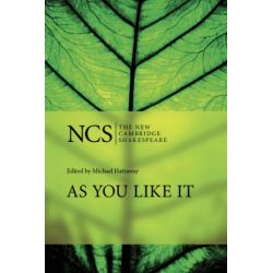 As You Like It, New Cambridge Shakespeare by William Shakespeare, 9780521732505.