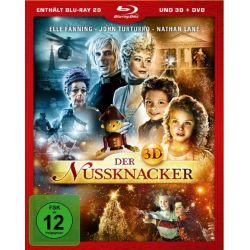 Der Nussknacker 3D (+ Blu-ray 3D + DVD) [Blu-ray]
