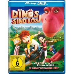 Die Dinos sind los! [Blu-ray 3D]