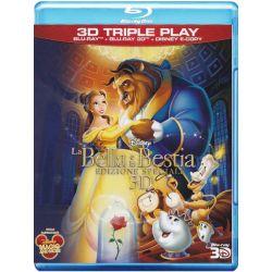 Die Schöne und das Biest (Special Edition Triple-Play) (+ DVD + Disney E-Kopie) [Blu-ray] [IT Import]