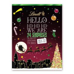 Lindt & Sprüngli Hello, Adventskalender, 1er Pack (1 x 230 g)